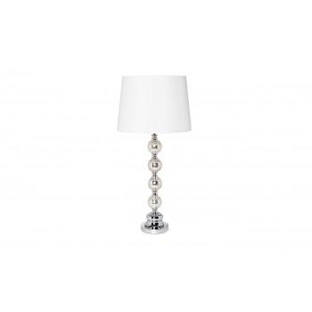 Лампа настольная (белый абажур) 22-86642