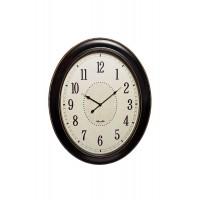 Часы настенные овальные L628