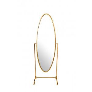 Зеркало напольное золотое 19-OA-6007