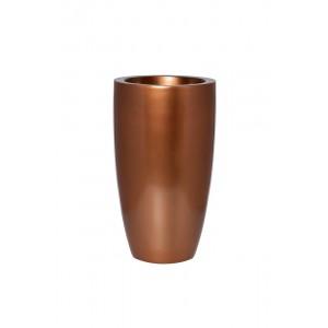 Кашпо цвет медный ZS-C899-23G
