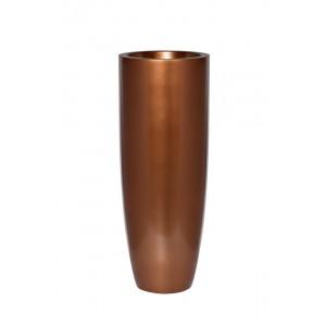 Кашпо цвет медный ZS-C899-36G