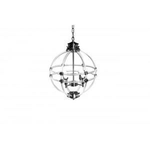 Светильник подвесной винтажный (хром) K2MP-766P-4