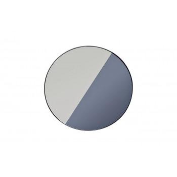 Зеркало со вставками (двухцветное) 19-OA-5903-2