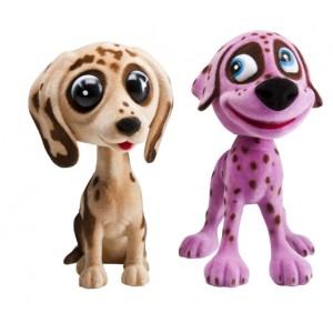 Фигурка качающая головой Big Eyes Dog в ассортименте Kare 35799