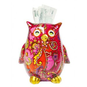 "Копилка ""Owl Paisley"" Kare 39338"