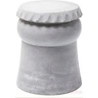 """Стул """"Crown Cap"""" серый Kare 79507"""