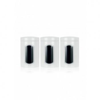Набор контейнеров с окном 3 предмета Brabantia 151224