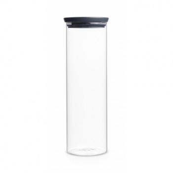 Модульная стеклянная банка Brabantia 298240