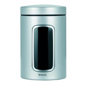 Контейнер для сыпучих продуктов с окном Brabantia 243509