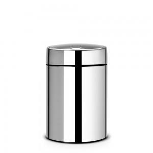 Ведро для мусора с крышкой Brabantia SLIDE 477560