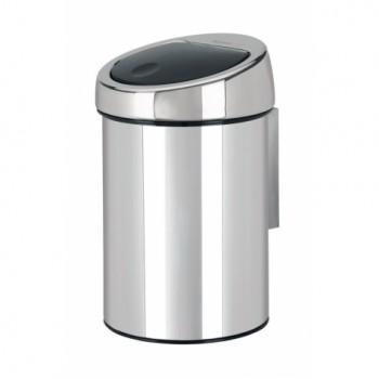 Ведро для мусора Brabantia TOUCH BIN 363962