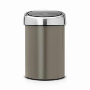 Ведро для мусора Brabantia TOUCH BIN 364464
