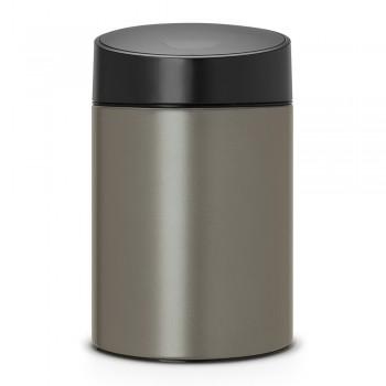 Ведро для мусора с крышкой Brabantia SLIDE 483141