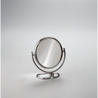 Зеркало настольное на склад.подставке 2-х кратное WINDISCH 99122CR