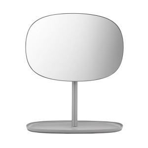 Зеркало настольное Flip серое Normann Copenhagen