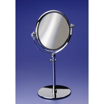 Зеркало настольное на кругл.подставке 3-х кратное WINDISCH 99131CR