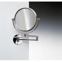 Зеркало подвесное на двойном держателе 2-х кратное WINDISCH 99141CR