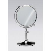 Зеркало настольное с ассиметр.держателем 2-х кратное WINDISCH 99111CR