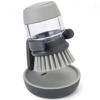 Щетка с дозатором моющего средства Palm Scrub Joseph Joseph 85005