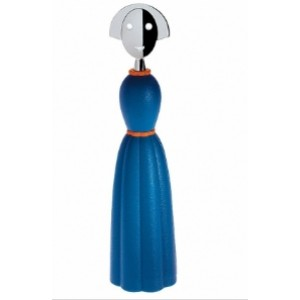 Мельница для перца Anna Pepper синяя Alessi AAM04 AZ