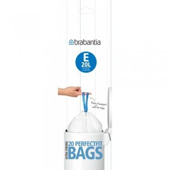 Пакет пластиковый 20 шт. Brabantia 245329