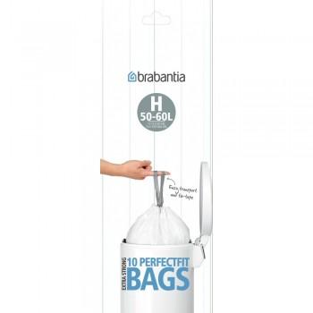 Пакет пластиковый 10 шт. Brabantia 246784
