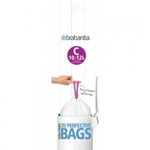 Пакет пластиковый 20 шт. Brabantia 245343