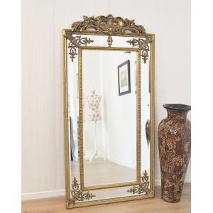 Напольное зеркало Пабло LouvreHome (14С. gold)