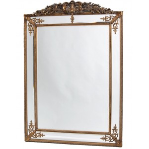 Напольное зеркало Дилан LouvreHome (14С. gold)
