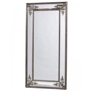 Напольное зеркало Венето LouvreHome (Florentine silver)