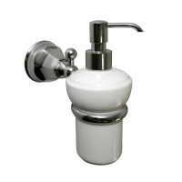 Дозатор для жидкого мыла хром Nicolazzi 1489CR05