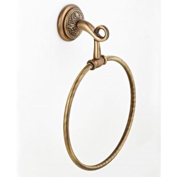 Полотенцедержатель кольцо WellWood OLD BRITISH AC-020500200