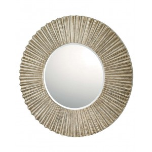 Зеркало в серебряной раме Летиция LouvreHome