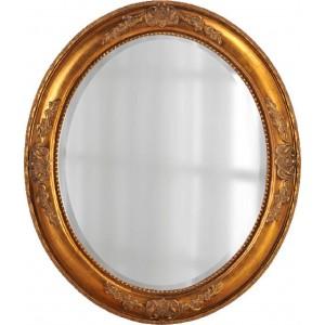 Зеркало в раме Эвора LouvreHome (19С. Gold)