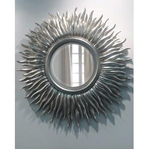Зеркало в раме Фелиция LouvreHome (Soho silver)