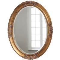 Зеркало в раме Миртл LouvreHome (19C.gold)