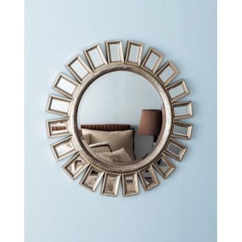 Зеркало в круглой раме Эштон LouvreHome