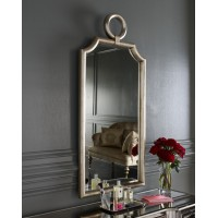 Зеркало Пьемонт LouvreHome (Old silver)