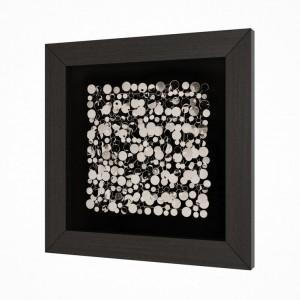 Панно Монеты квадрат MartGallery 22155A