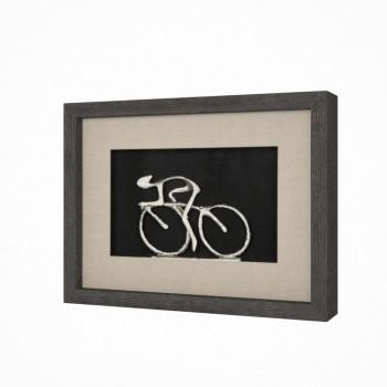 Панно Велосипедист 1 MartGallery 17854A