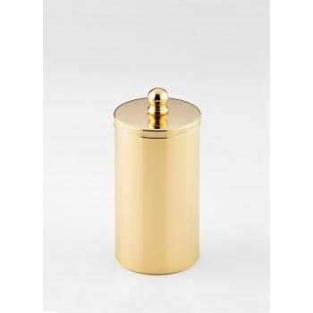 Баночка с крышкой для ватных дисков WellWood Appoggi AC-093000300