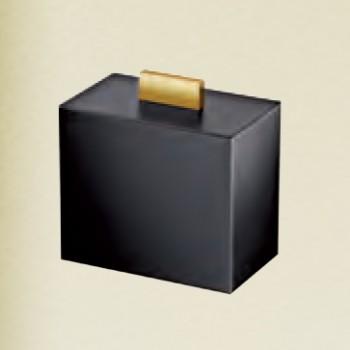 Баночка для косметики Black WINDISCH 88702NO