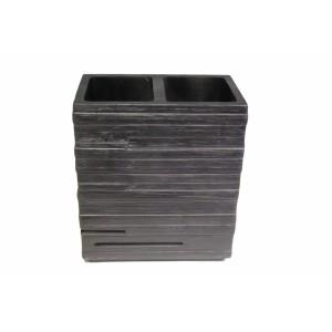 Стаканчик для зубных щеток Brick RIDDER 22150210
