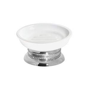 Мыльница настольная керамическая круглая Cameya H1413K