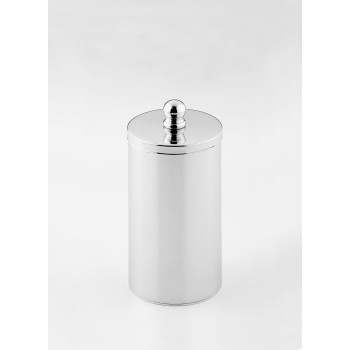 Баночка с крышкой, для ватных дисков WellWood Appoggi AC-093000100