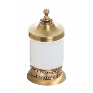 Стакан настольный с крышкой керамический Cameya A1415K