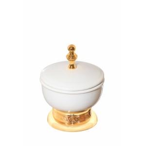 Баночка с крышкой керамическая Cameya G1618K