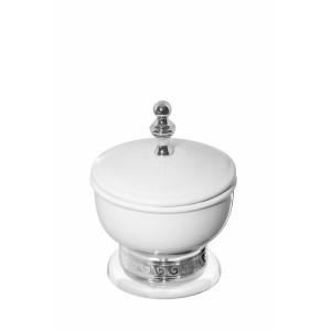 Баночка с крышкой керамическая Cameya H1618K