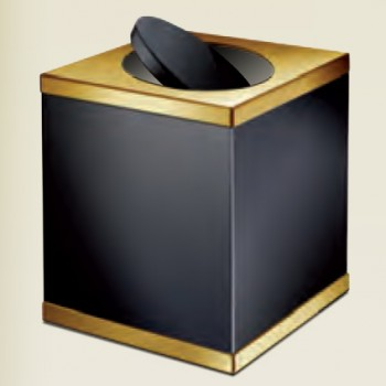 Корзина для мусора Black WINDISCH 89713NO