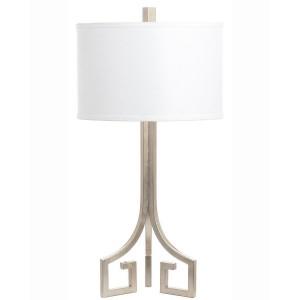 Настольная лампа Джейми сильвер LouvreHome